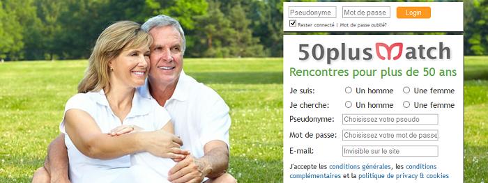 Rencontre 50 ans plus belgique