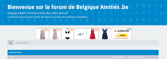 Rencontre Belgique - Site de rencontre gratuit Belgique